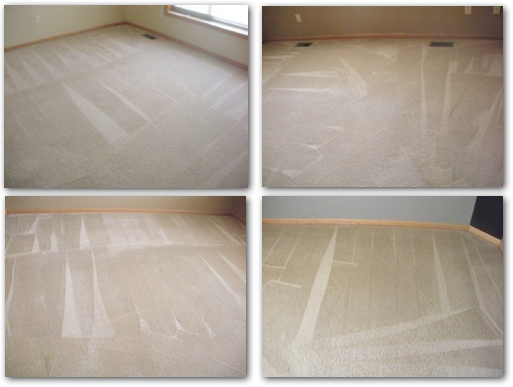 Carpet Cleaning Project in Woodbury, MN